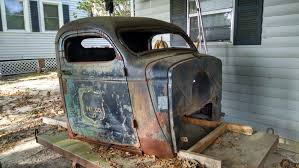 100 Rat Rod Truck 1946 Chevy First Attempt