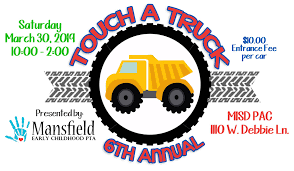 100 Dallas Truck Center MECPTAs 6th Annual TouchA Event Misd For The
