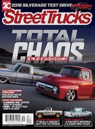 100 Custom Trucks Magazine Street December 2018 Subscriptions Pocketmags