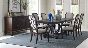 New Charleston Broyhill Attic Heirlooms Dining Room Set Table And Chairs