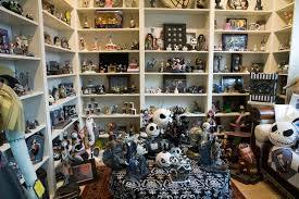 Nightmare Before Christmas Bedroom Set by Massive Nightmare Before Christmas Collection Going To Auction