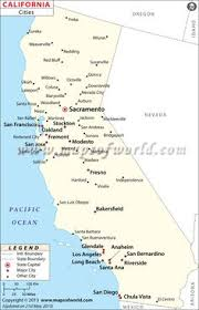 97 Best California Maps Images On Pinterest