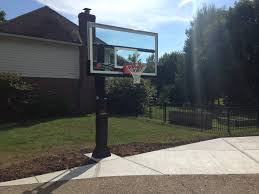 Goalrilla Installation Overview - Basketball Goal Store Backyard Basketball Court Utah Lighting For Photo On Amusing Ball Going Through Basket Hoop In Backyard Amateur Sketball Tennis Multi Use Courts L Dhayes Dream Half Goal Installation Expert Service Blog Dream Court Goals Atlanta Metro Area Picture Fixed On Brick Wall A Stock Dimeions Home Hoops Gallery Sport The Pinterest Platinum System Belongs The Portable Archives Bestoutdoorbasketball Amazoncom Lifetime 1221 Pro Height Adjustable