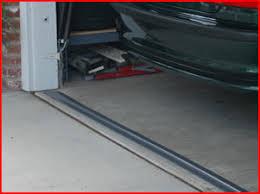 Clean Park Garage Door Threshold Seal Garage Door Seal