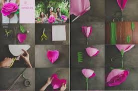 Awesome Paper Tutorial How To Make Handmade Flower Vase Step By Your Own Wedding With Flowers From