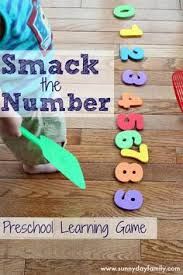 Easy Fun No Prep Number Activity For Preschoolers Help Them Learn Numbers While