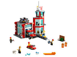 100 Lego Fire Truck Games Station 60215 City LEGO Shop