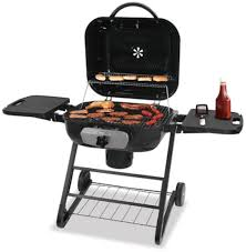 Brinkmann Electric Patio Grill Manual by Uniflame Cbc1255sp Outdoor Charcoal Grill With Porcelain Coated