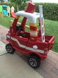 100 Fire Truck Cozy Coupe Truck Little Tikes Cozy Truck Kids Crafts Little Tykes