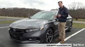 2018 Honda Accord Sport 15t Manual Mpg