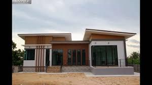 100 Thai Modern House Thai House Md15