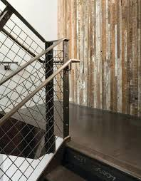 Wall Cover Design Unfinished Vertical Reclaimed Wood Designs