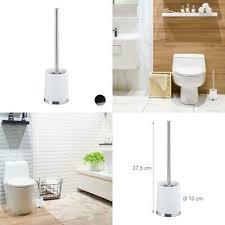 badezimmer bürstengarnituren möbel wohnen klorollenhalter
