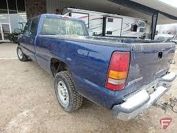 100 Gmc 4 Door Truck Lot 2003 GMC Sierra Door Crew Cab 2500 Pickup VIN