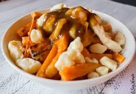 poutine cuisine potato poutine i say nomato