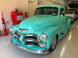1954 Chevrolet 1-1/2 Ton Pickup For Sale #99063 | MCG 1954 Chevrolet 3100 Pickup Tirebuyercom Blog Chevy Stepside Truck For Sale Carnuttsinfo 1953 Build Raybucks Restoration Project Chevygmc Brothers Classic Parts Pick Up Auto V8 Engine 518bhp For Sale 3674 Dyler Home Farm Fresh Garage Tight Fittin Jeans Hot Rat Street Rod Patina Other Models Sale 100931689 Erics Vehicles Specialty Sales Classics