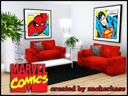 marvel comic set mit 13 bildern