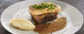 cuisiner paleron recette de chef rémy giraud présente sa recette tournedos de