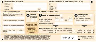 bureau d immigration australie au maroc préparer arrivée en australie page 2 sur 12 pvtistes