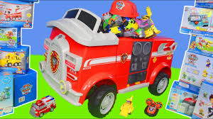 Paw Patrol Unboxing: Fire Truck, Mighty Pups Chase, Ryder & Fireman ... Hurry Drive The Fire Truck Car Songs Pinkfong For Song Children Nursery Rhymes With Blippi Youtube Jamaroo Kids Childrens Storytime Learn Vehicles School Bus Police Train Toys Trucks Fire Truck Song Monster Truck For Compilation The Garbage By Explores Video Engine Educational Videos
