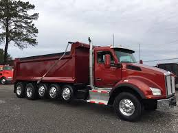 100 J And J Truck Bodies KENWORTH Dump S For Sale