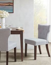 Avila Tufted Back Dining Chair (Set Of 2) - JD's All About Home Zipcode Design Alesha Side Chair Reviews Wayfair Baxton Studio Reneau Modern And Contemporary Gray Fabric Three Posts Kallas Upholstered Ding John Thomas Windsor From 9900 By Danco Chairs The Home Depot Canada Cheap Kid Wood Table And Set Find Dcg Stores Buy Espresso Finish Kitchen Room Sets Online At Overstock Michelle 2pack Shop Nyomi Of 2 Christopher Knight Creggan Joss Main