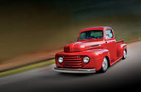 1948 Ford F-1 - From Race Car Driver To Cool Truck Builder - Hot Rod ...