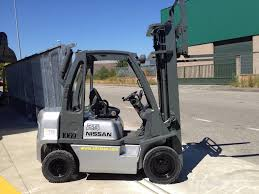 100 Nissan Lift Trucks Used 25 6M Diesel Forklifts Year 2007 Price US 13565 For