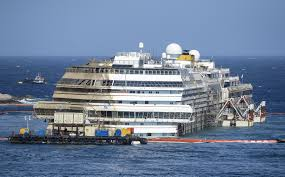 Cruise Ship Sinking Italy by New Images From Inside Costa Concordia Cnn Video