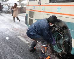 Japanese Government Mulling Plan Requiring Use Of Tire Chains During ...