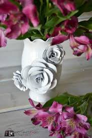 How To Make A Paper Planter Create Decorative Flower Vase With Step 6