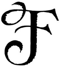 Printable Letter F in Cursive Writing letters