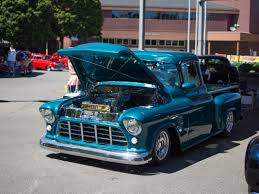 100 1955 Chevy Truck Restoration Street Feature This Was Fate For Dennis Krumwiede