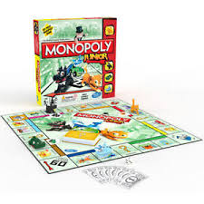 Image Is Loading Monopoly Junior 2017 Edition Kids Amp Family Board