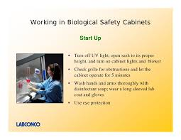purifier logic class ii biological safety cabinets presentation