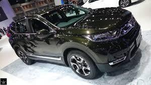100 G5 Interior 2017 Honda CRV 16 IDtec 160 24 Walkaround Exterior