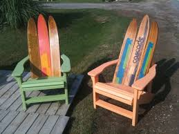 Excellent Adirondack Beach Style Patio Furniture And Outdoor Other Inside Popular