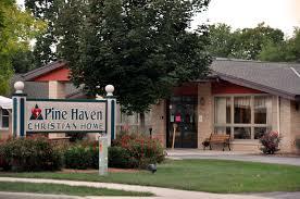 History — Pine Haven Christian munities