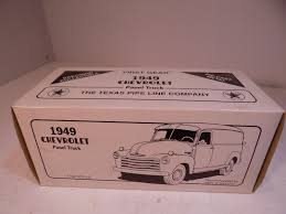 100 Texas Truck And Toys First Gear Texaco Pipe Line 1949 Chevy Panel 191391 EBay