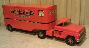 Original Tonka Semi-Truck / Allied Van Lines