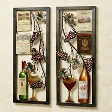 Full Size Of Graceful Kitchen Wall Decor Wine Jpg Dazzling Best And Grape Version Black