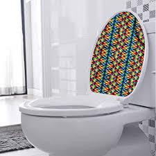 homesonne wc wandaufkleber abstraktes dreieck hippie boho