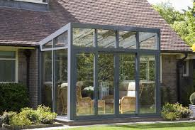 100 Conservatory Designs For Bungalows Reverse Lean To By Apropos Karen Porch In 2019