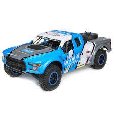 100 Losi Trucks Ford Raptor Baja Rey 110scale Trophy Truck RC Newb