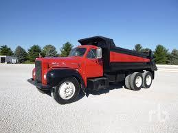 100 Commercial Truck Auction 1959 MACK B753S Dump TA AUCTION Dec 18 2018 S For