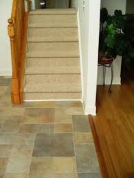 Laminate Floor Transitions To Tiles by Transition Between Hardwood And Tile Floor We Should Do This