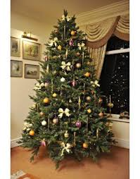 9 Ft Slim Christmas Tree Uk