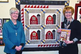 Barn to Quilt creators were born to quilt