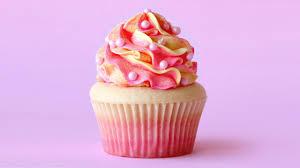 Rose Champagne Cupcakes Recipe