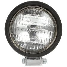 Par 36, Rubber 5 In. Round Incandescent Work Light, Black, 1 Bulb ... Signalstat Led Clear Oval 24 Diode Backup Light Pl2 12v Trucklite 900 Black Polycarbonate 7 Wire Harness Turn Signal 2152a Rectangular Marker Clearance Truck Lite Headlight Ece 27291c 44283y Yellow Round Super 44 Rear Trucklite Military Blackout Drive 7320 Not Frontparkturn Pl 2016 Au Catalog Web_page_160 1506 Heated Lens Universal In Snow Plow 23 Web_page_159 26765y 26 Series Triangular